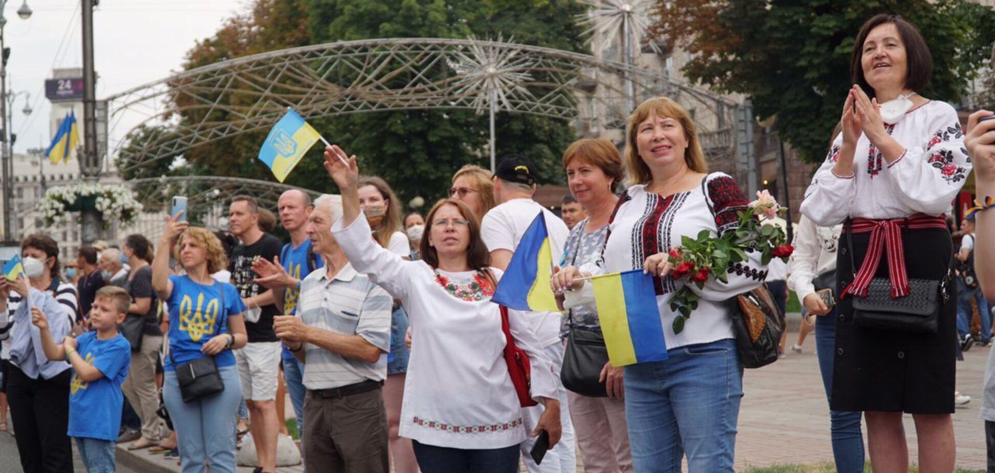 Традиционный Марш Защитников в этом году состоится в регионах