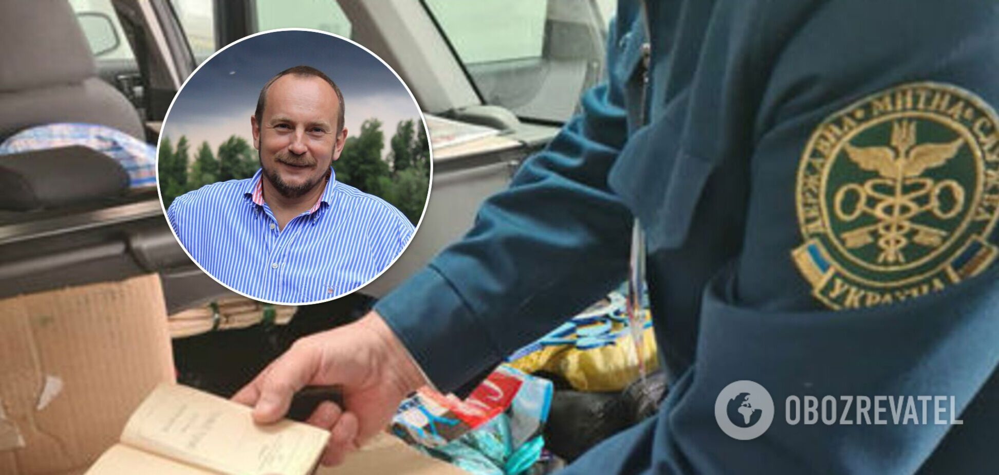 Рябикин выиграл конкурс на главу Государственной таможенной службы