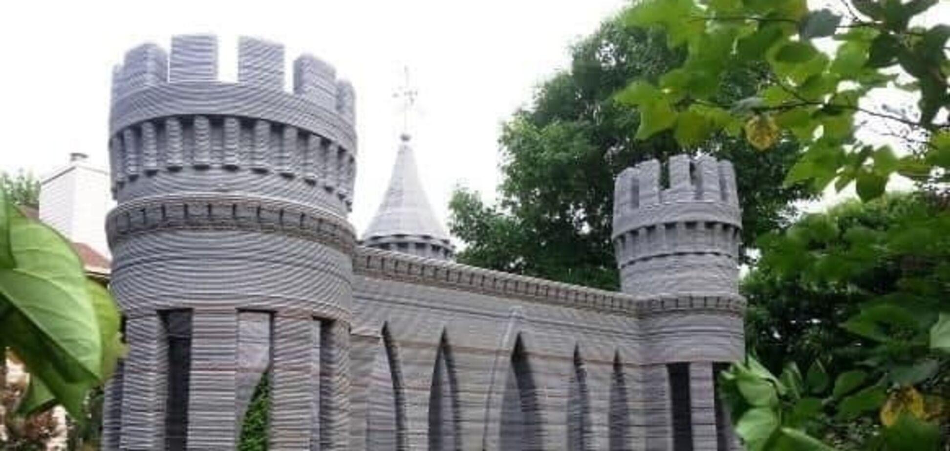 В Украине впервые дом напечатают на 3D-принтере.