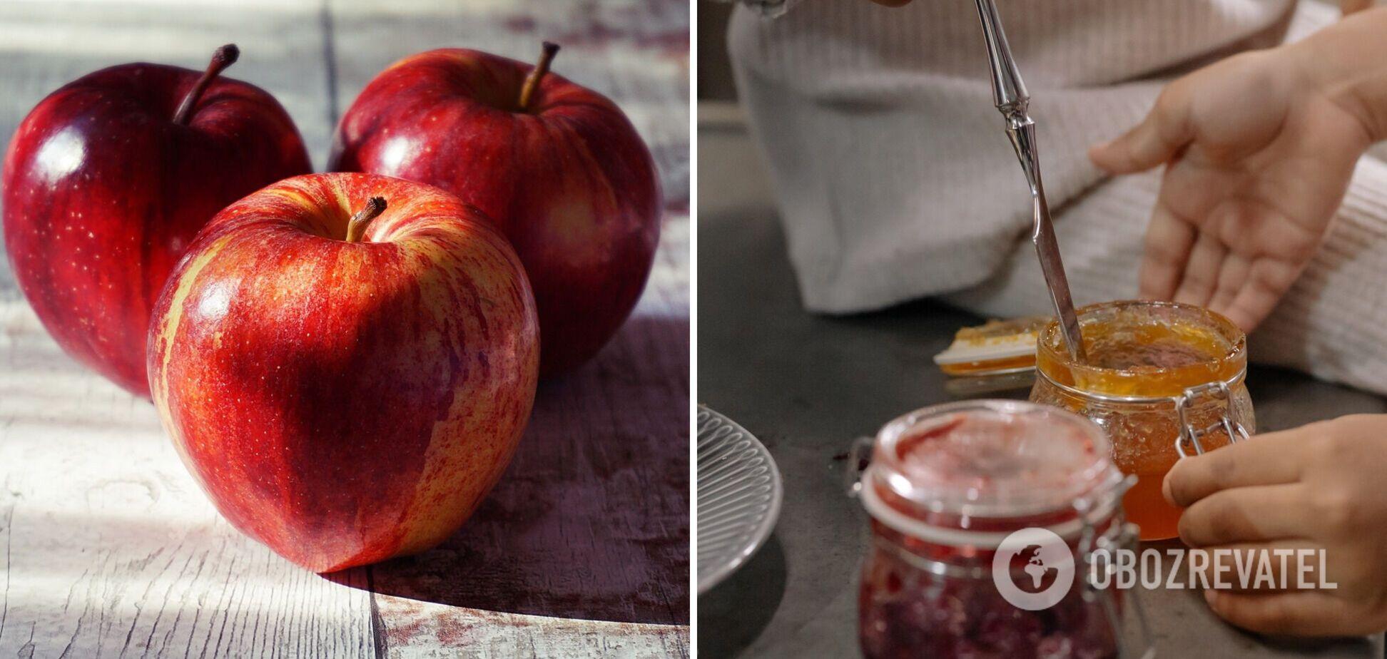 Как дома приготовить вкусное яблочное повидло