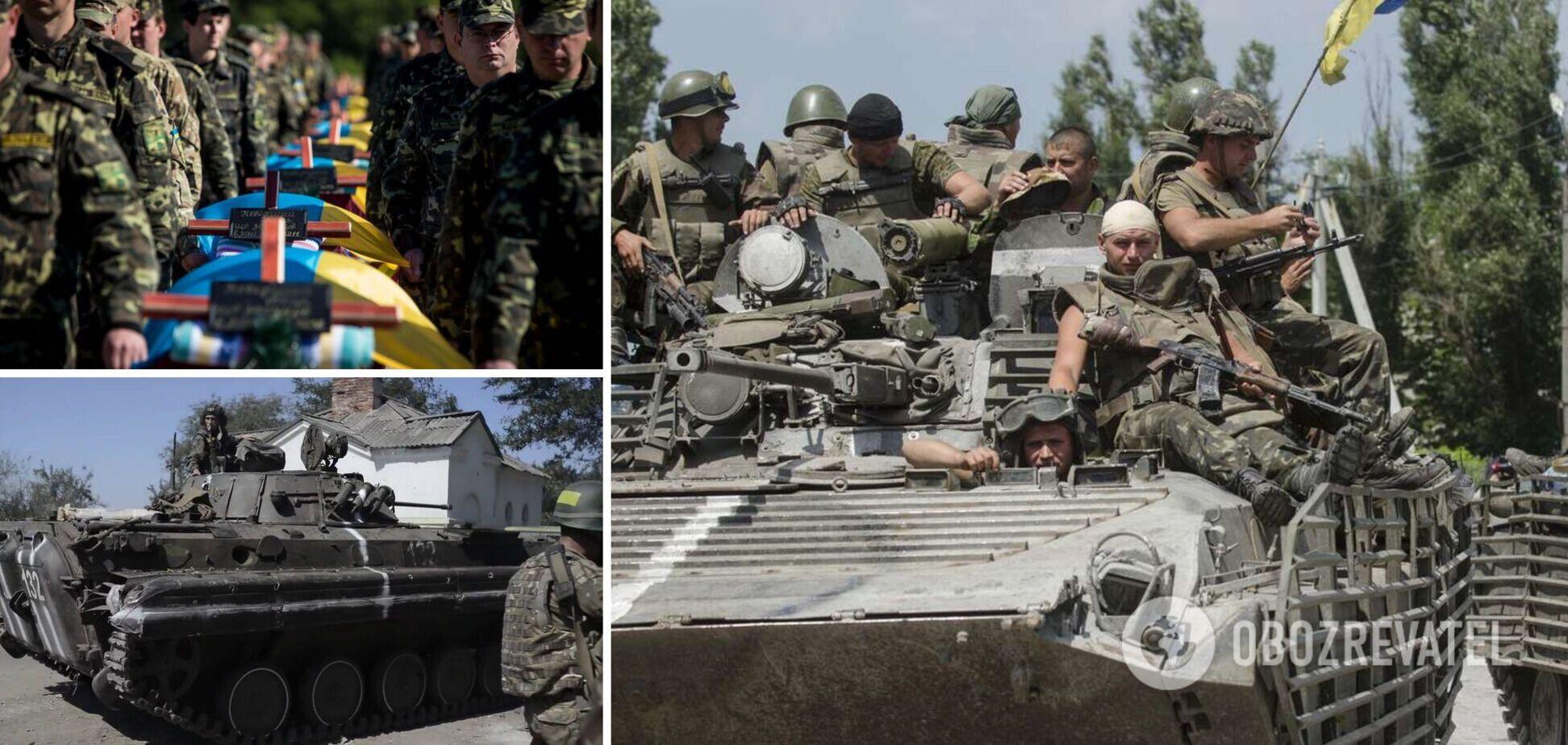 В Украине рассекретят данные об Иловайской трагедии
