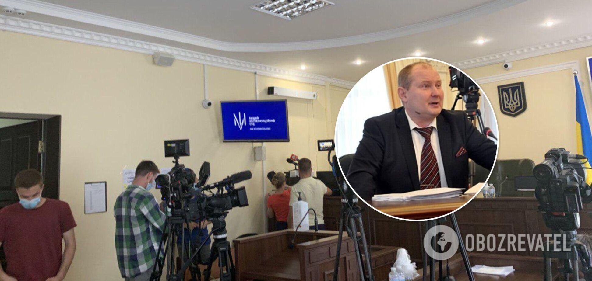 Чаус на суді заявив про отруєну жуйку: ЗМІ дізналися зміст свідчень екссудді