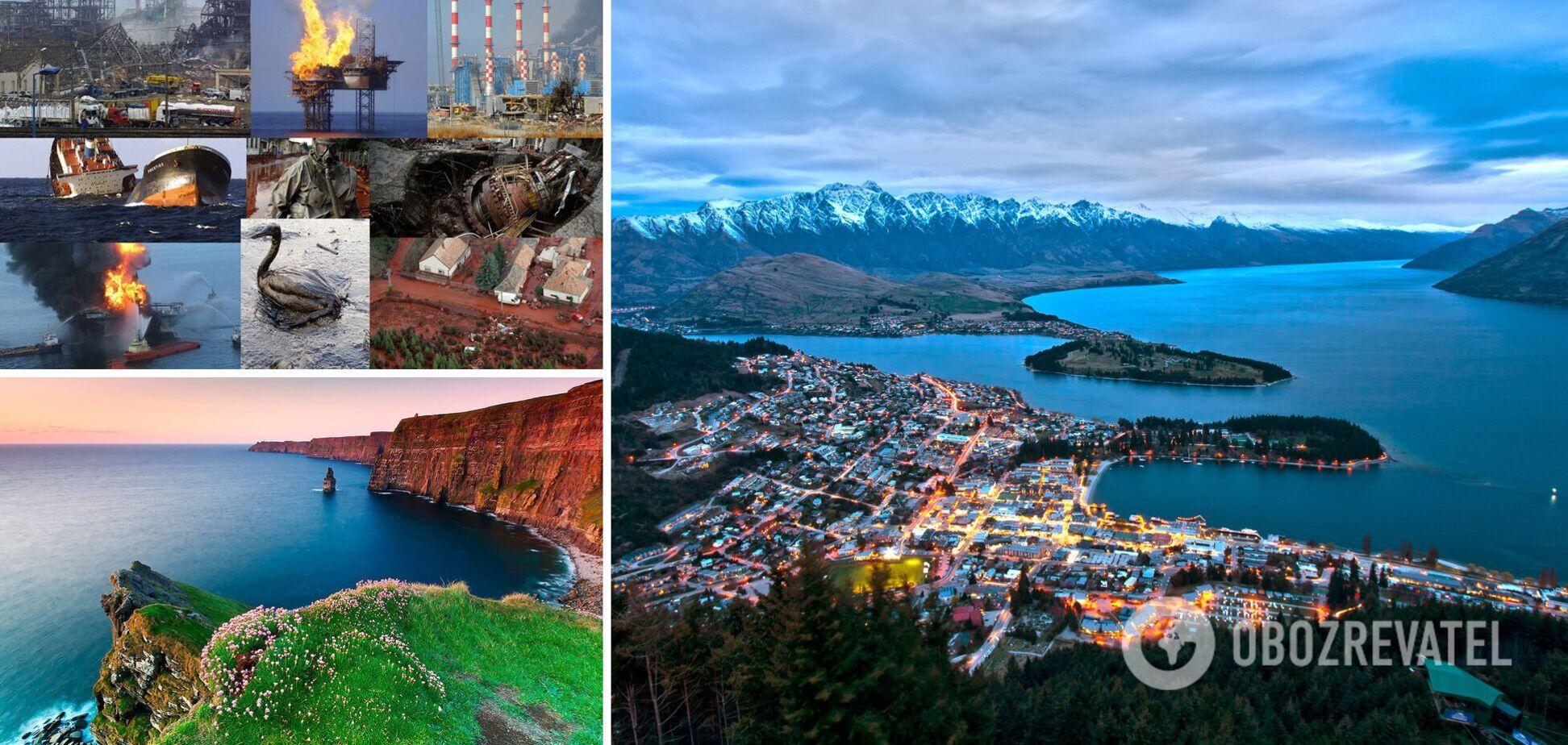 Вчені назвали найкращі місця для виживання на Землі в разі глобального колапсу