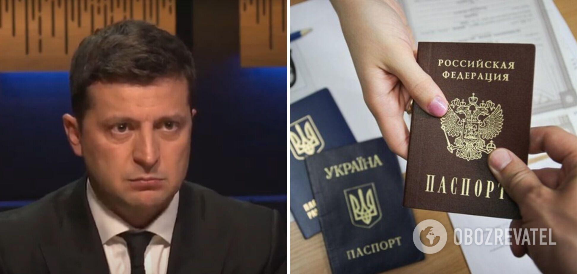 Зеленский – о голосовании жителей ОРДЛО на выборах в Госдуму: это похоже на рабство. Видео