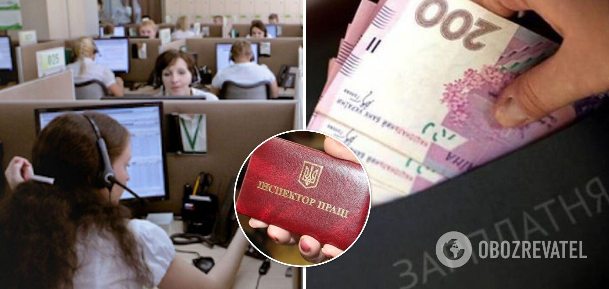 В Украине за первый месяц проверок выявили более 5 тысяч теневых работников – Минэкономики