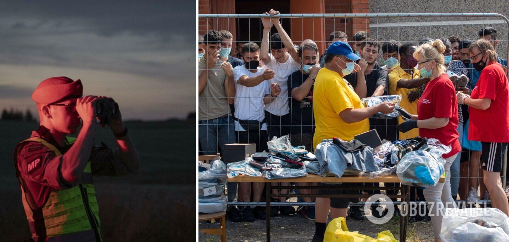 Миграционный террор Беларуси и России против Литвы выходит на новый уровень