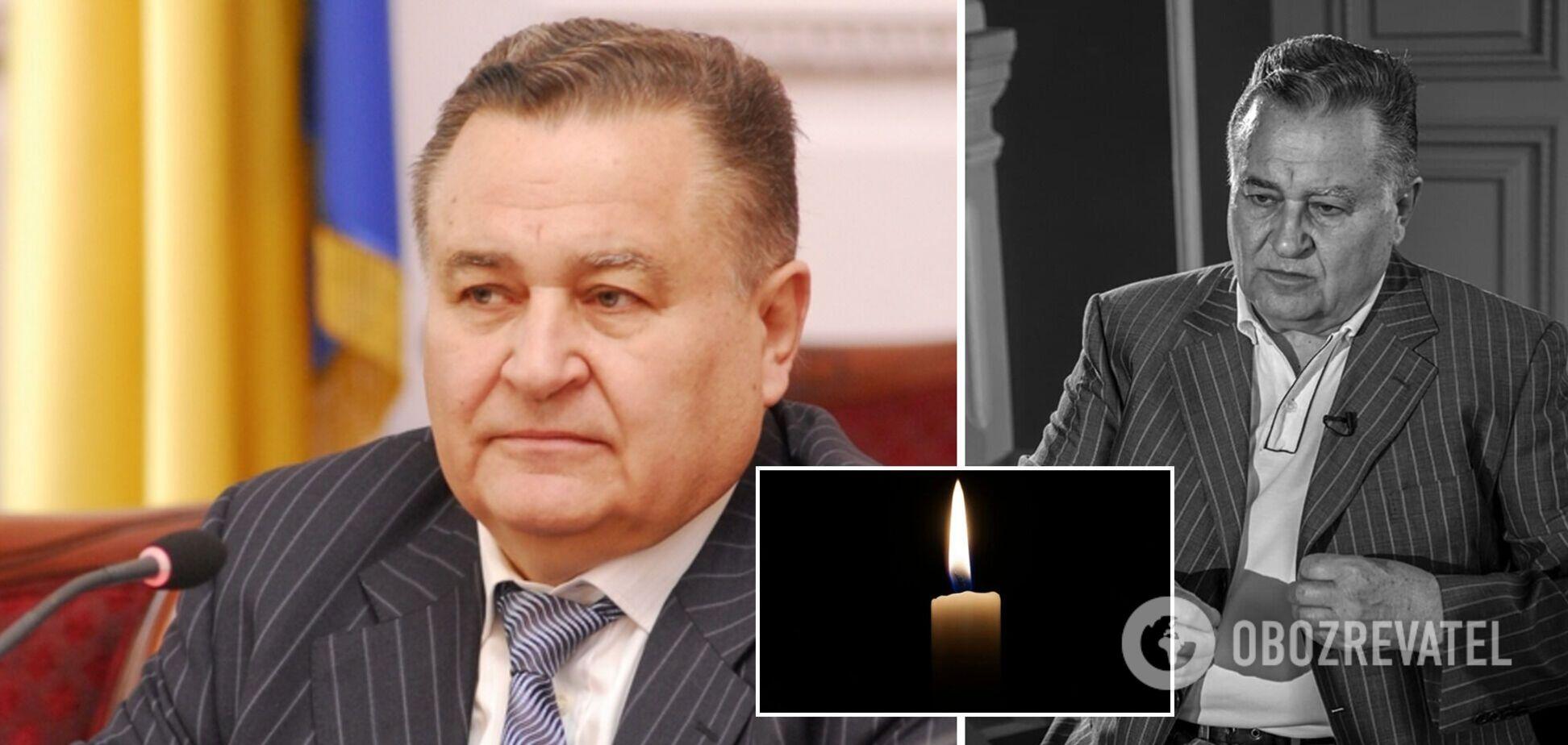 Евгений Марчук умер