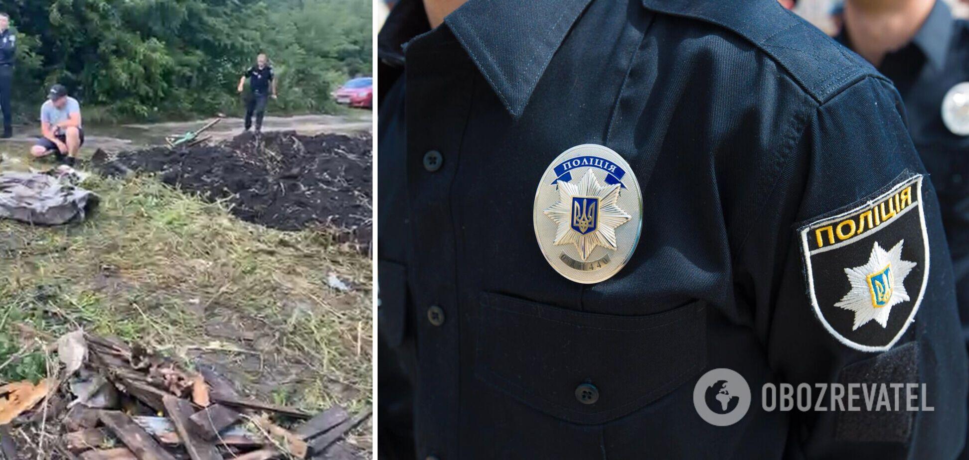 Друзья спрятали тело: на Тернопольщине нашли останки парня, загадочно пропавшего 18 лет назад. Фото и видео