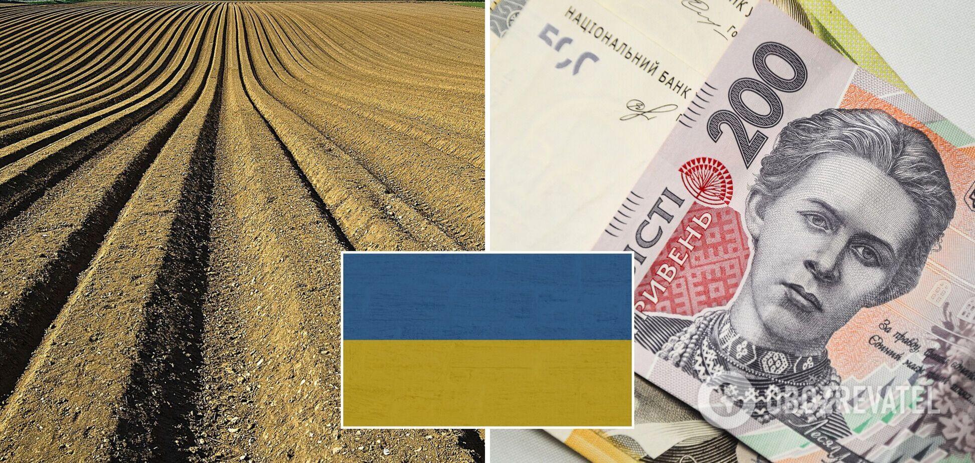 Гектар сельхозземли в Украине стоит 26,8 тыс. грн, – УКАБ