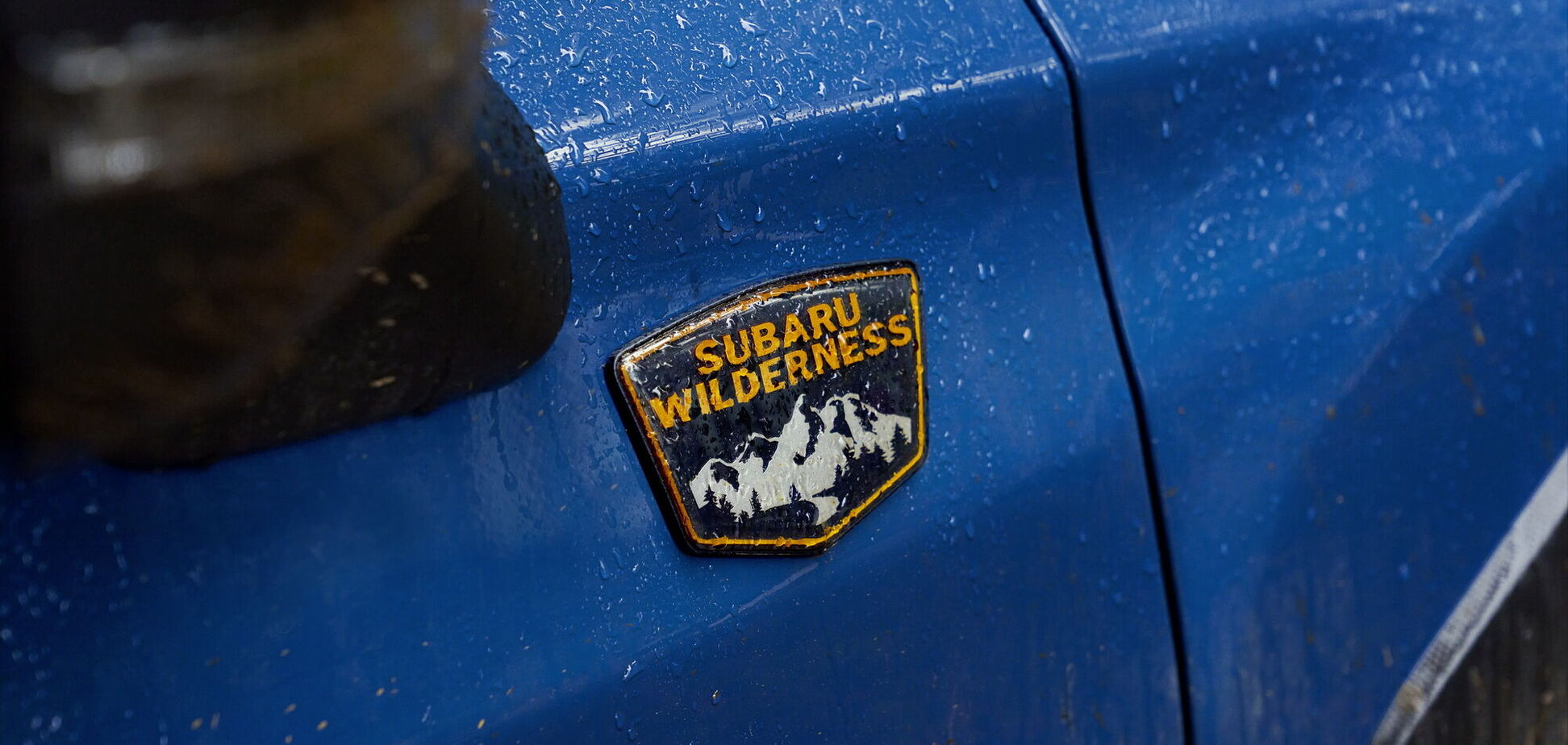 Subaru анонсував нову модель для бездоріжжя