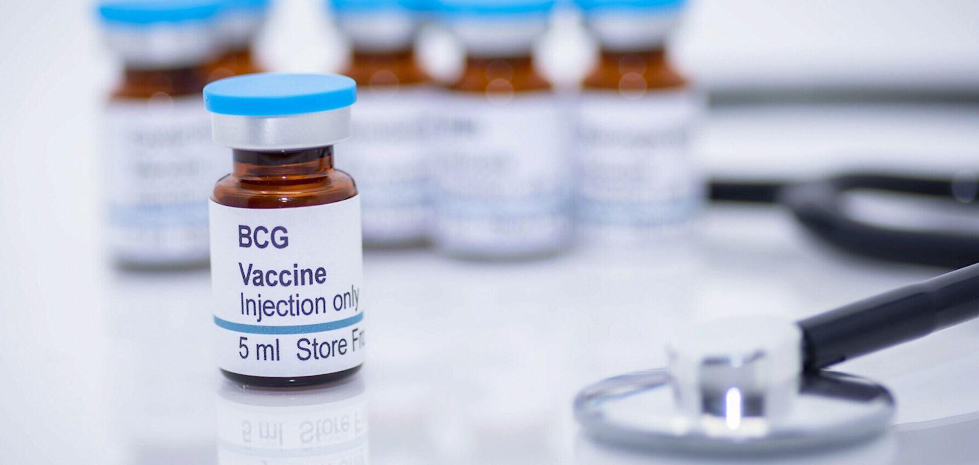 Ревакцинація БЦЖ і COVID-19: нові дані