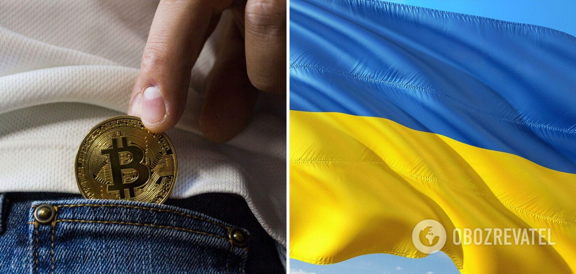 В Украине можно будет расплачиваться криптовалютами, – замглавы Минцифры