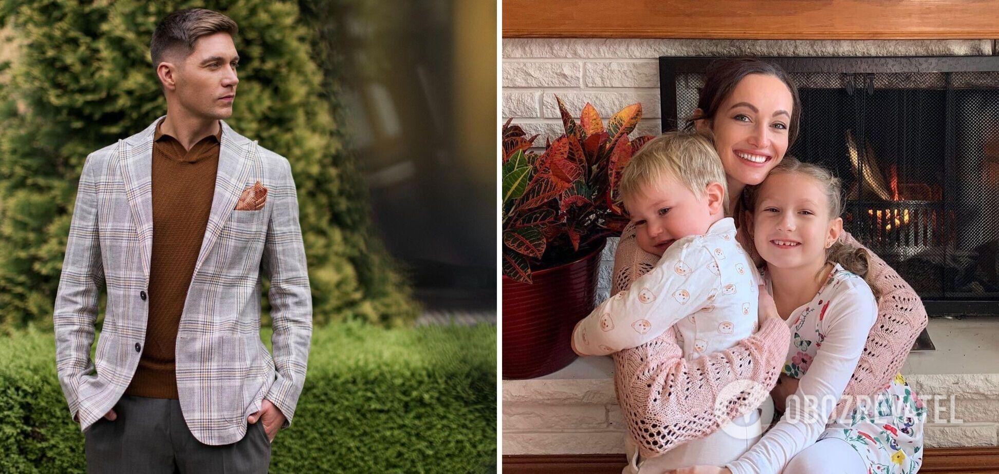 Экс-жена Владимира Остапчука об измене: когда я рожала, он был с другой