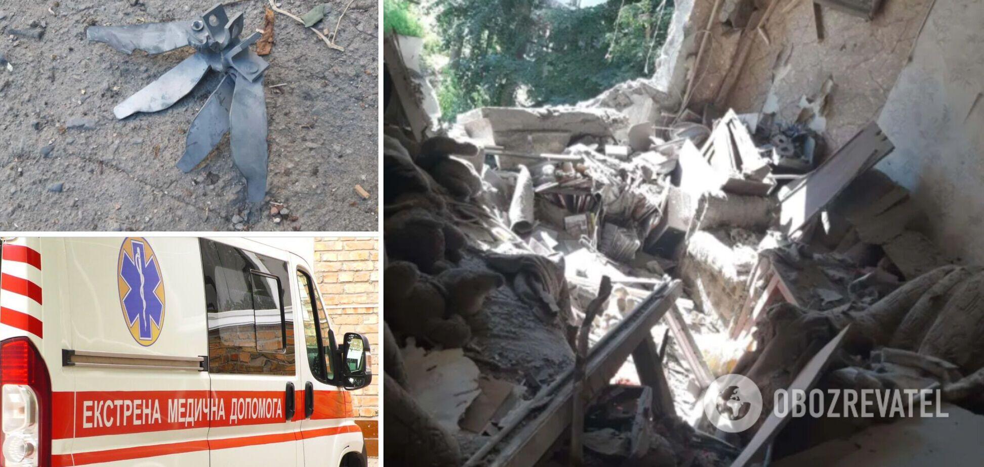 Снаряд полностью разрушил стену, мужчину спасли чудом: новые детали обстрела оккупантами Красногоровки