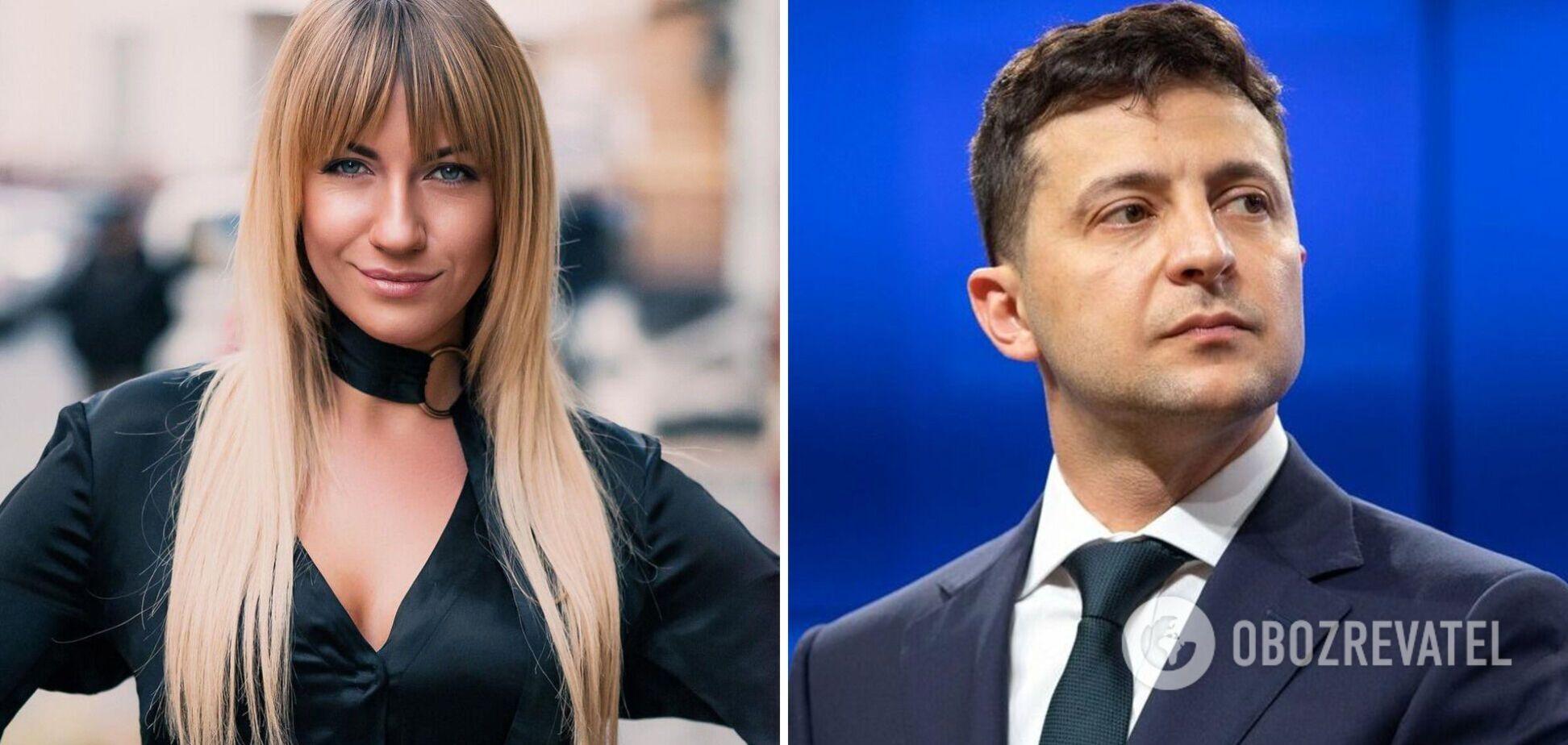 Никитюк стала 'вторым человеком в стране' после Зеленского, – рейтинг Instagram