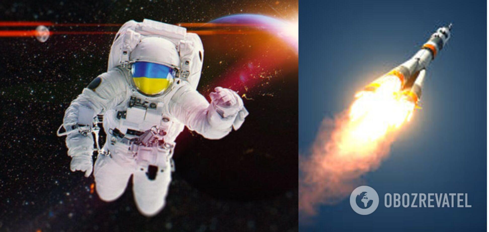 Глава Госкосмоса заявил, что Украина сможет отправить туристов в космос, и назвал сроки