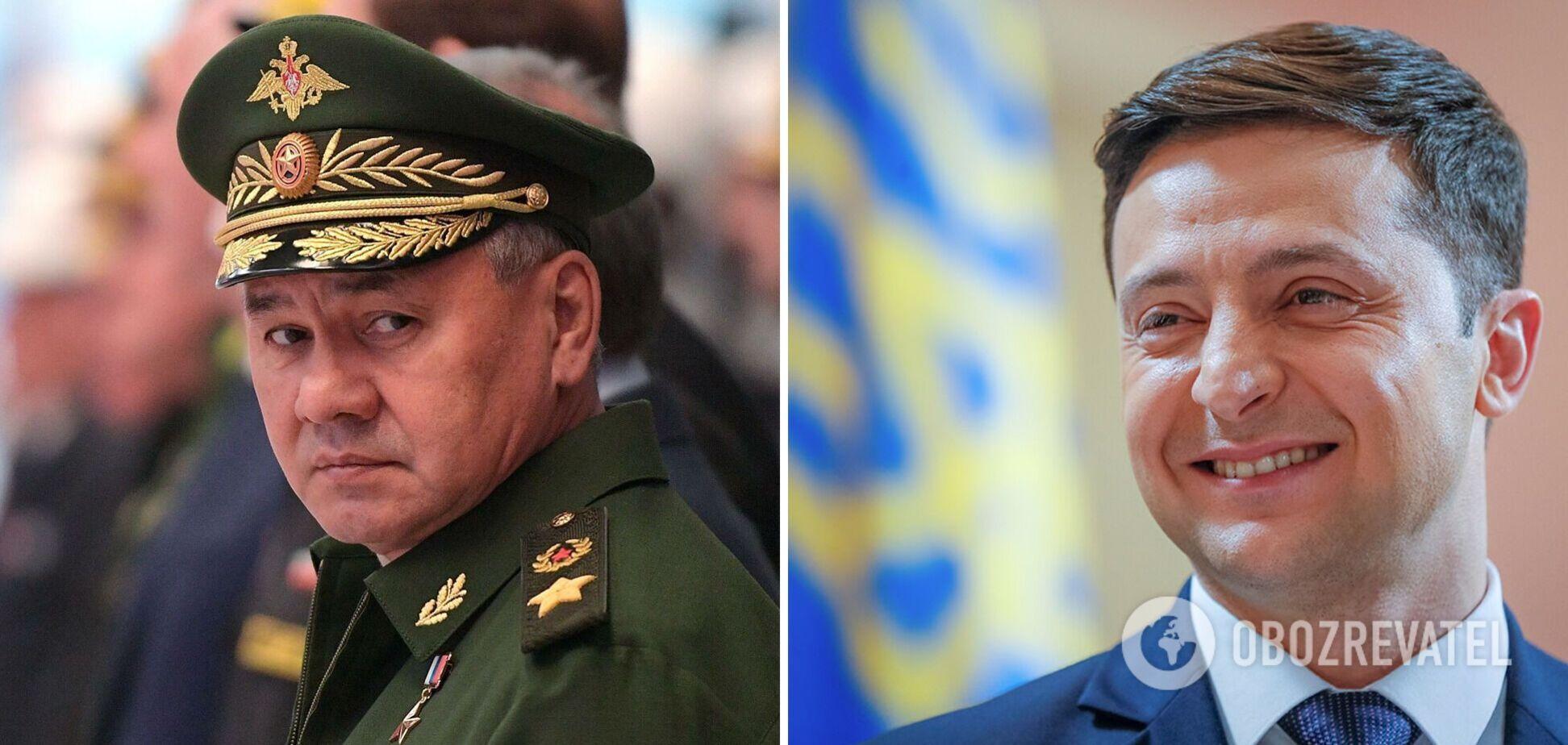 У Путина отреагировали на слова Зеленского о будущем Крыма: Шойгу попытался шутить