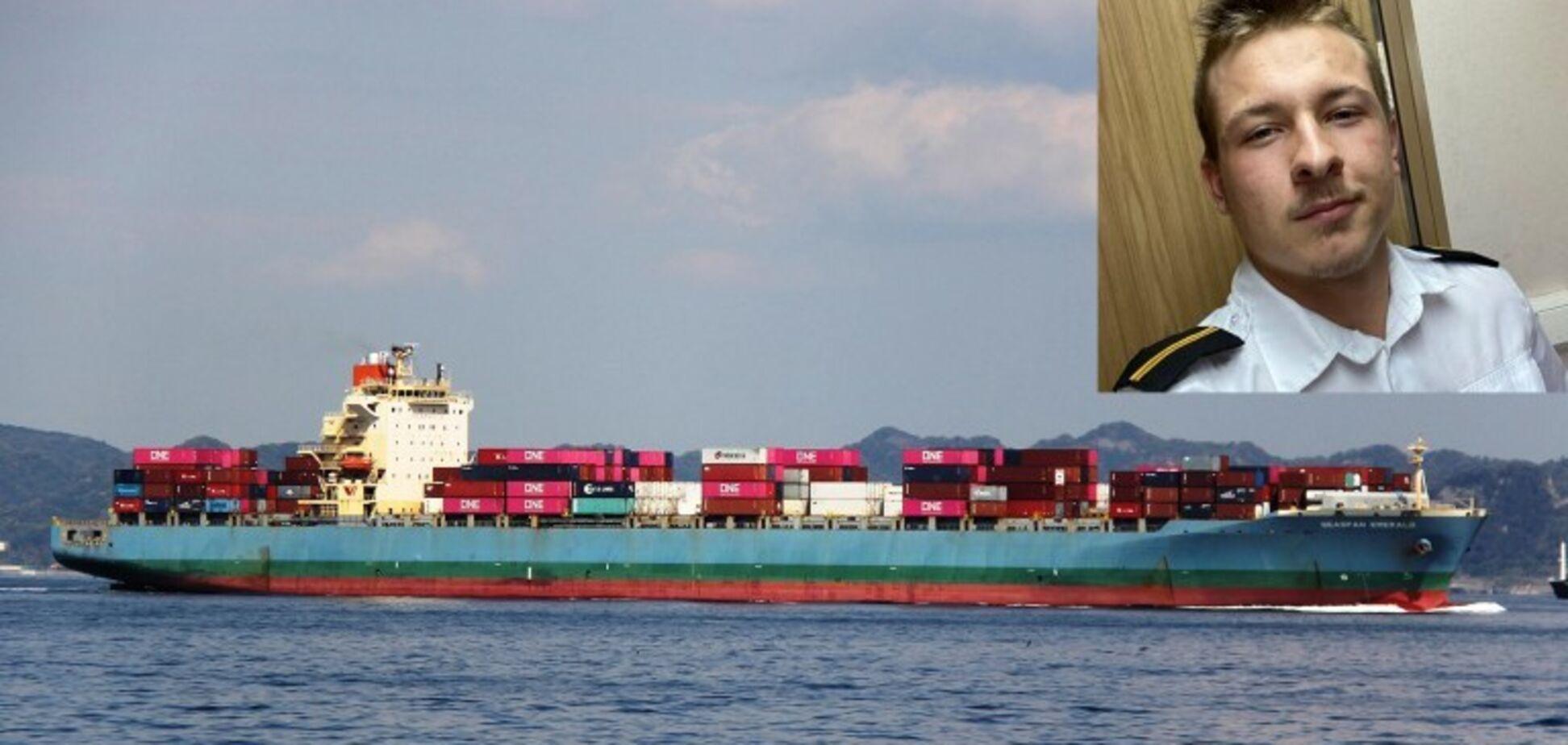 Украинский моряк загадочно пропал с судна во время перехода из Гонконга в Японию