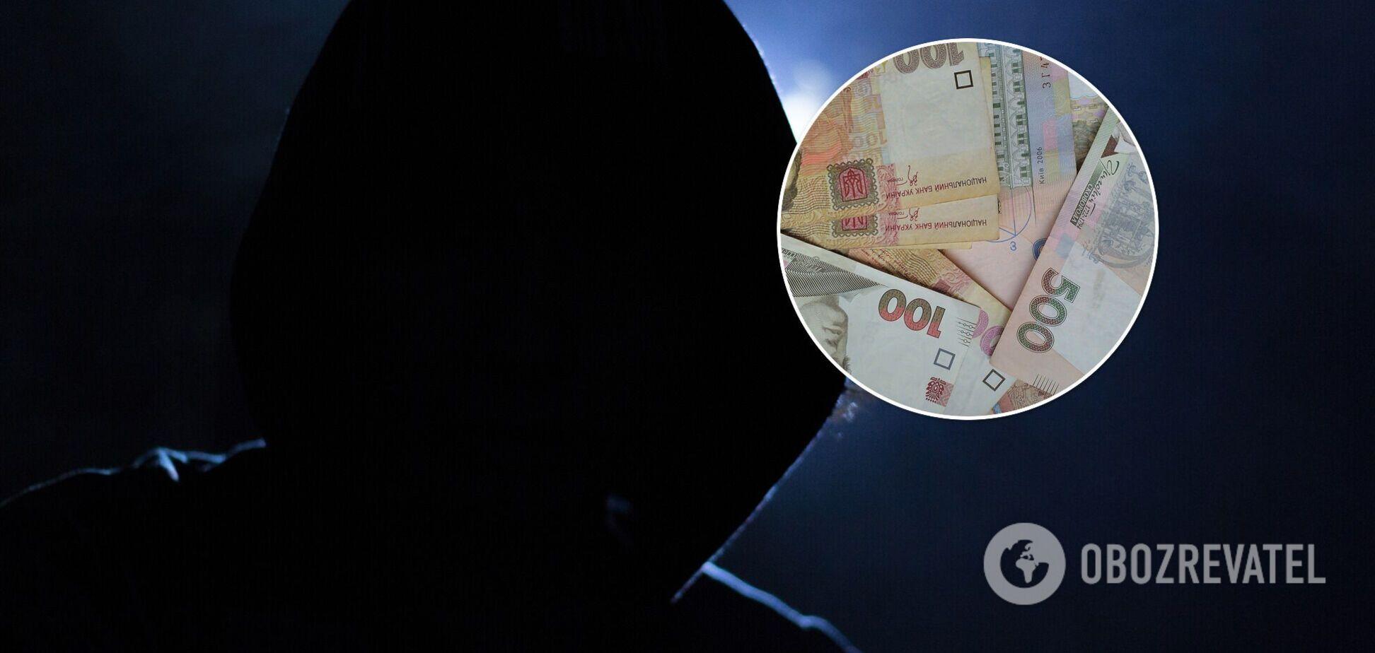 Через Приват24 у украинца украли 24 тыс. грн