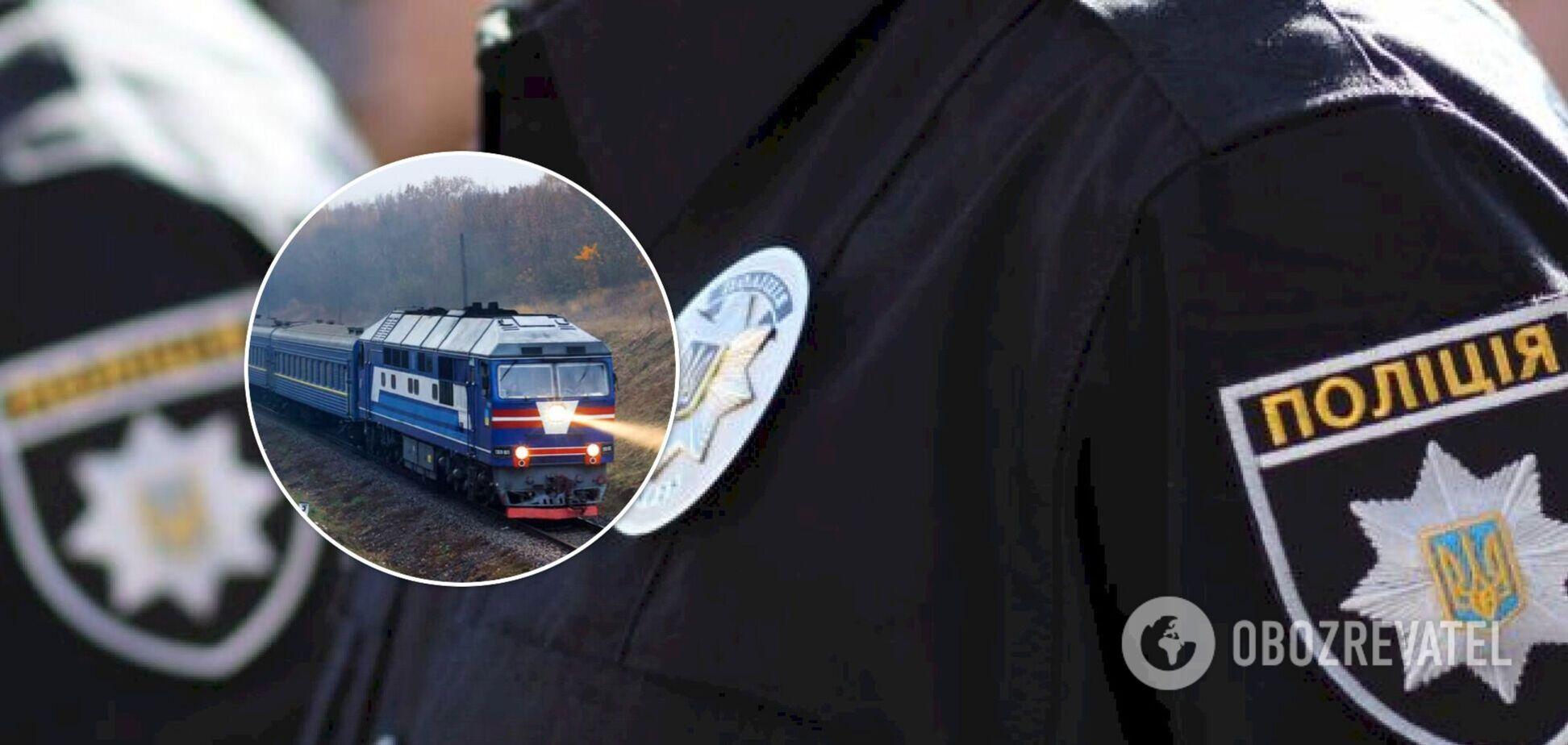 На Одещині чоловік кинувся під поїзд, врятувати його не змогли. Фото