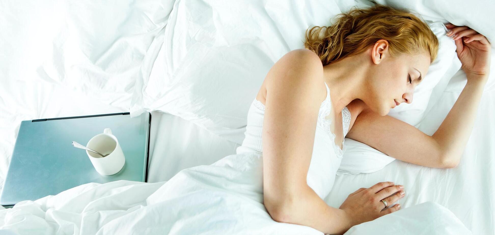 Скільки потрібно спати дорослому