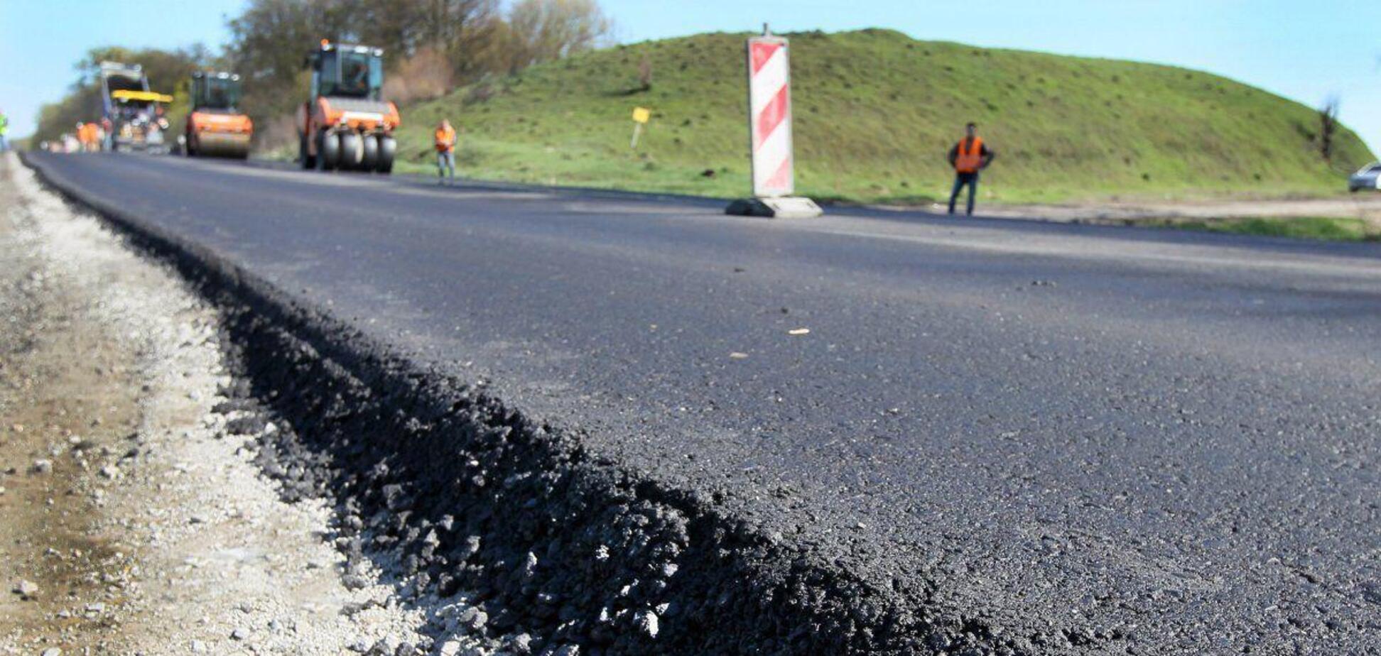 Председатель Тернопольского облсовета прописал тендер под фирму, которая нарушает технологии дорожного строительства