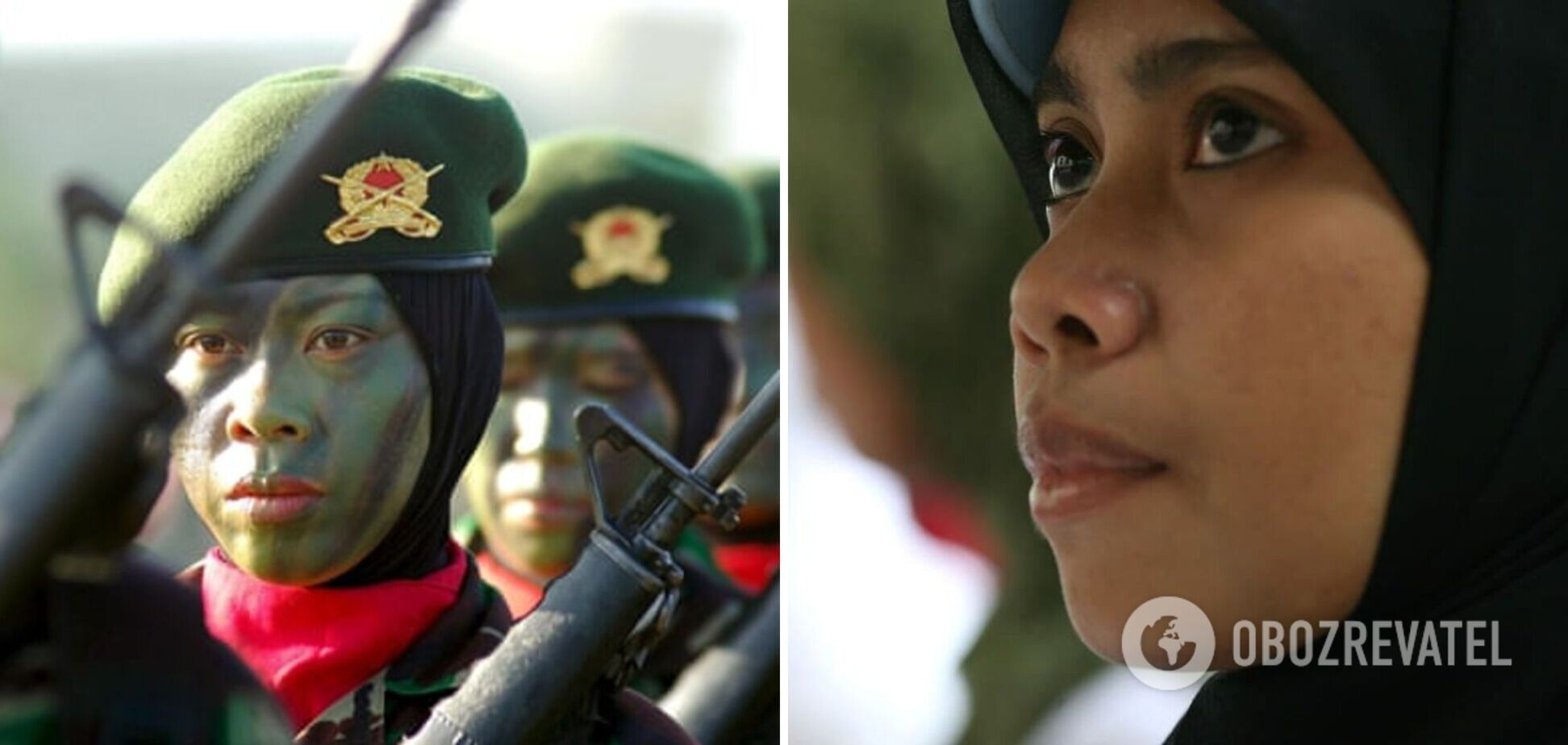 В Індонезії в армії заборонили 'тест на невинність'