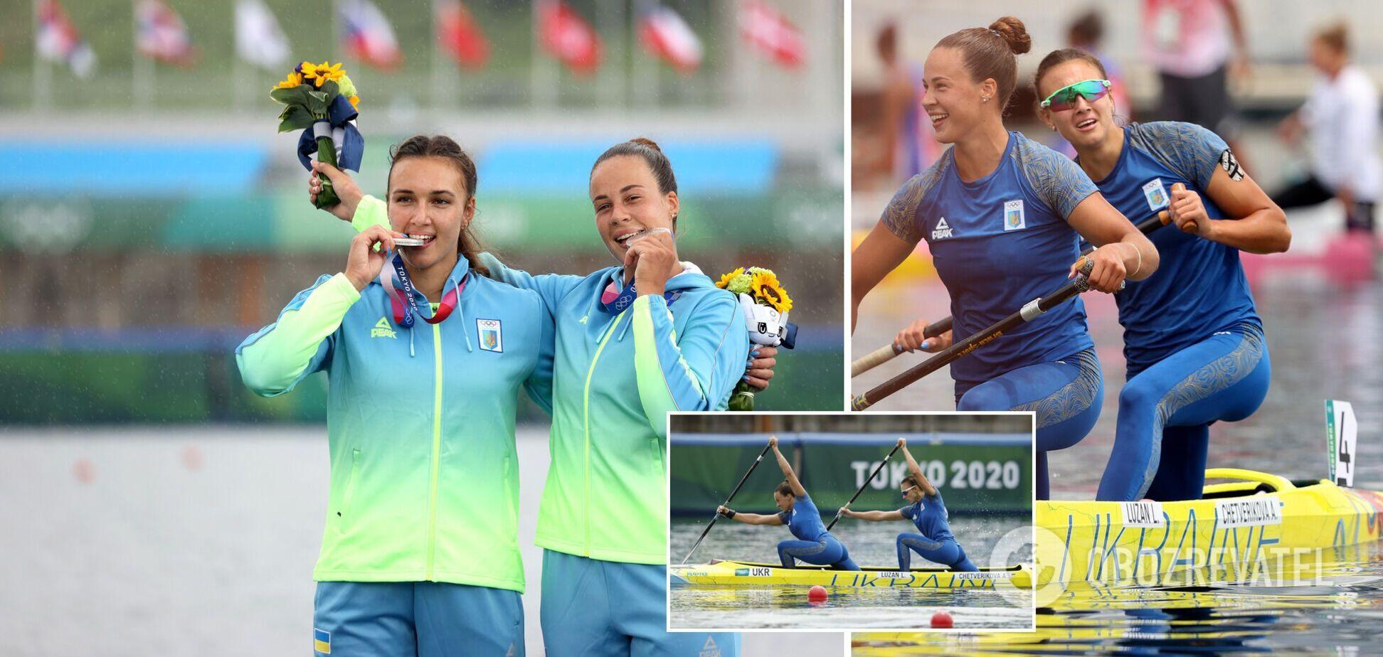 Україна завоювала четверте 'срібло' Олімпіади-2020