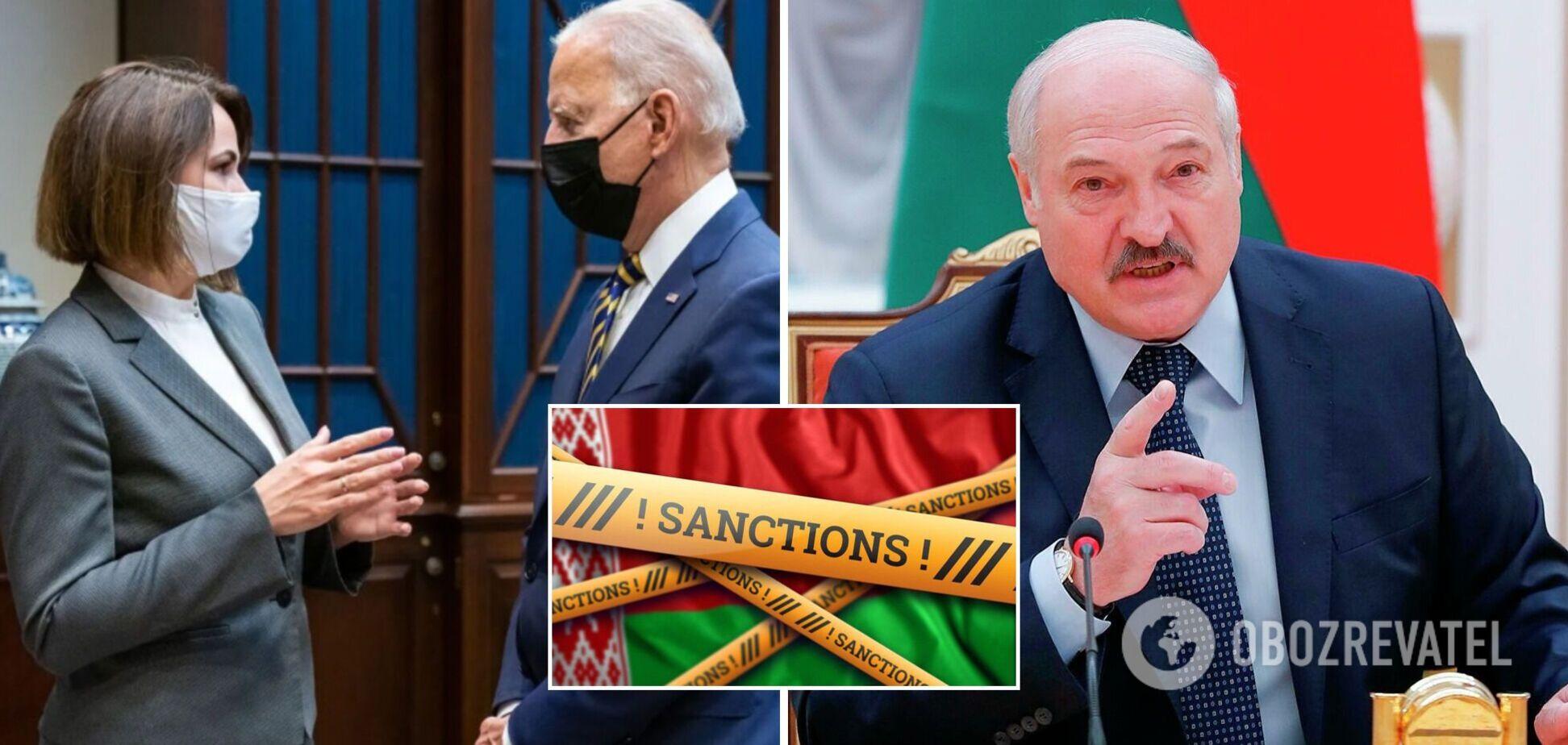 США можуть ввести нові санкції проти режиму Лукашенка в річницю виборів – CNN
