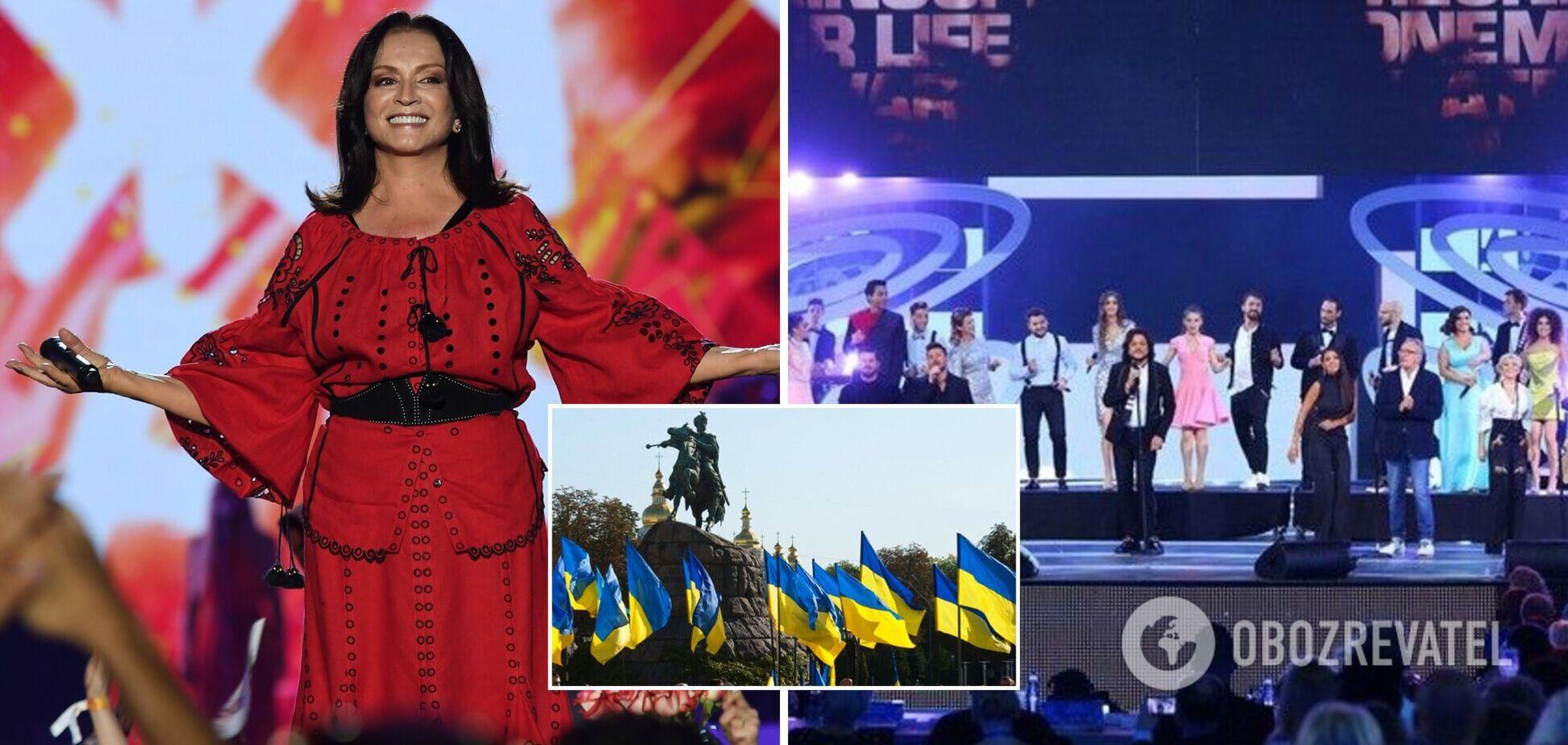 Софія Ротару перед концертом на День Незалежності заспіває на конкурсі в РФ