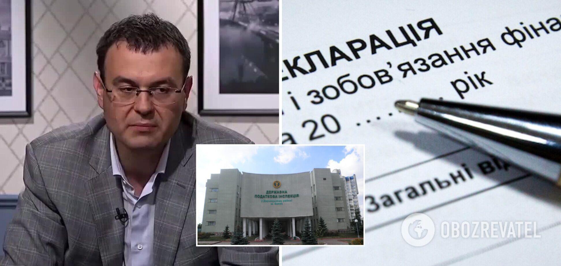 Украинцев хотят обязать платить налог с доходов из неизвестных источников