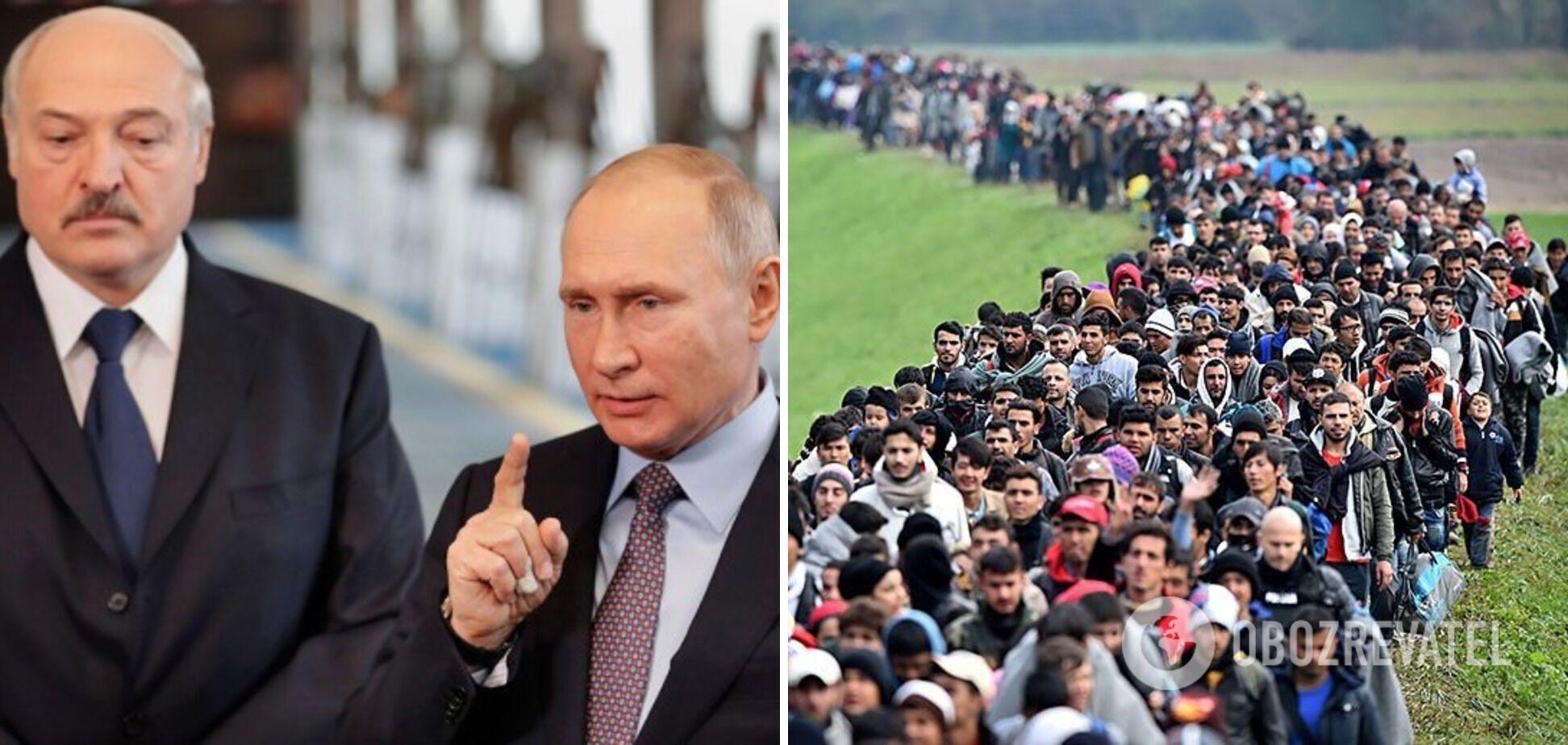 Граница ЕС с Беларусью стремительно обрастает железным занавесом