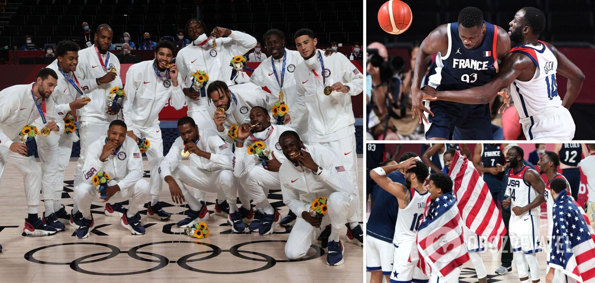Збірна США з баскетболу