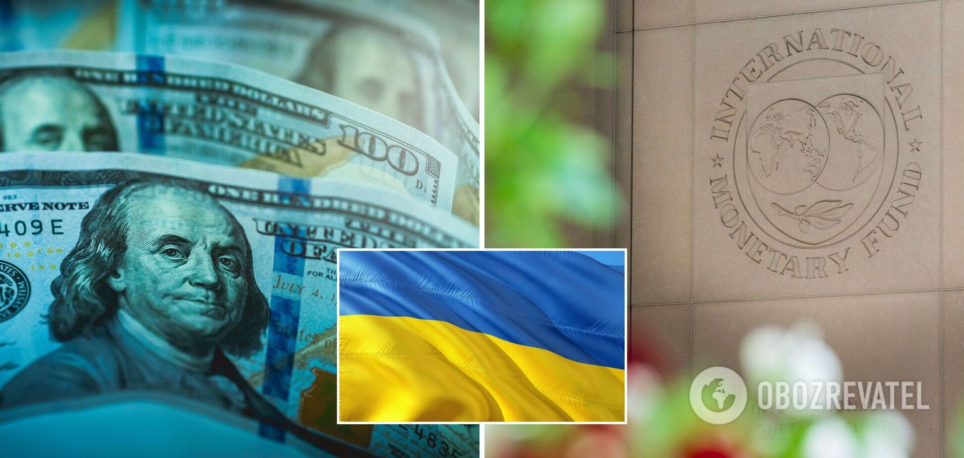 Устенко розповів, на що Україна витратить транш МВФ