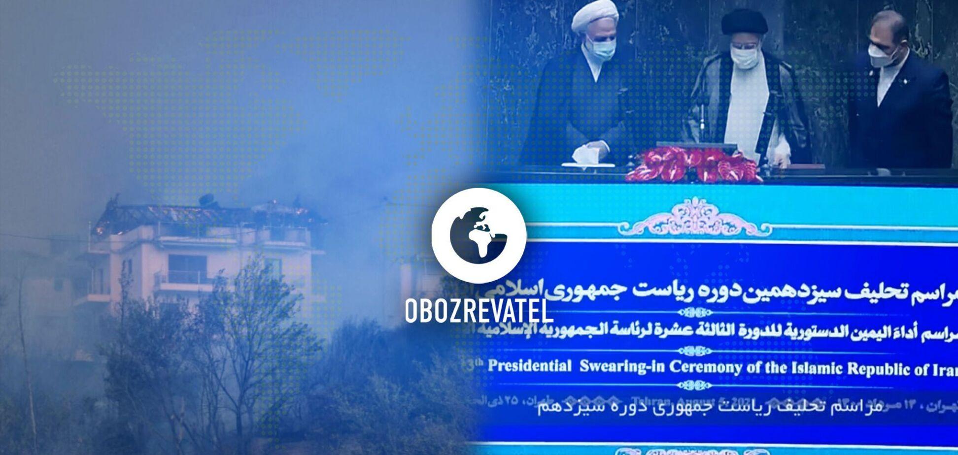 Раїсі: Іран не вироблятиме ядерну зброю – дайджест міжнародних подій