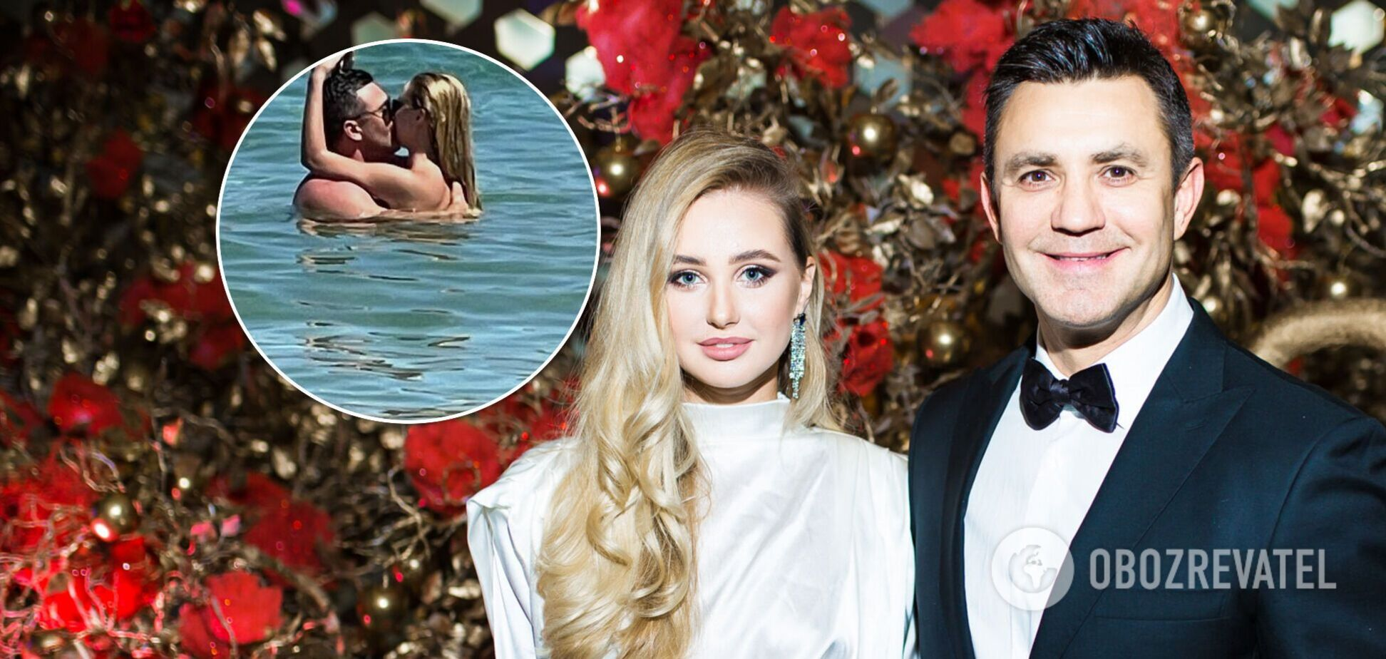 Тищенко с женой заметили на отдыхе на элитном курорте Европы. Фото