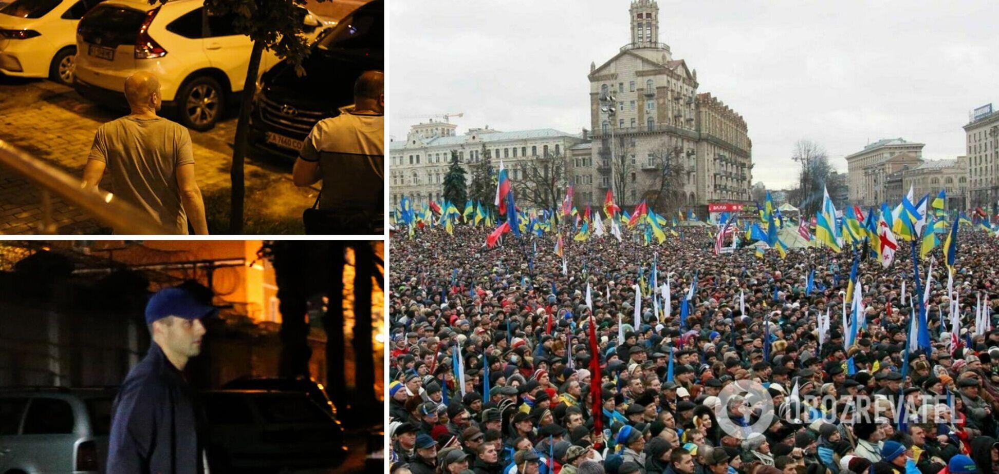 Обвиняемые в похищении активистов Евромайдана вышли на свободу, но вскоре одного из них взяли под стражу