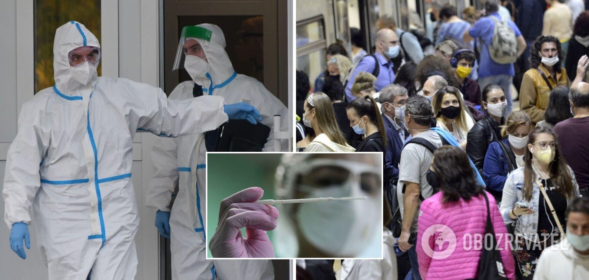 В России больной COVID-19 заразил 1,5 тыс. человек и установил 'рекорд': как это произошло