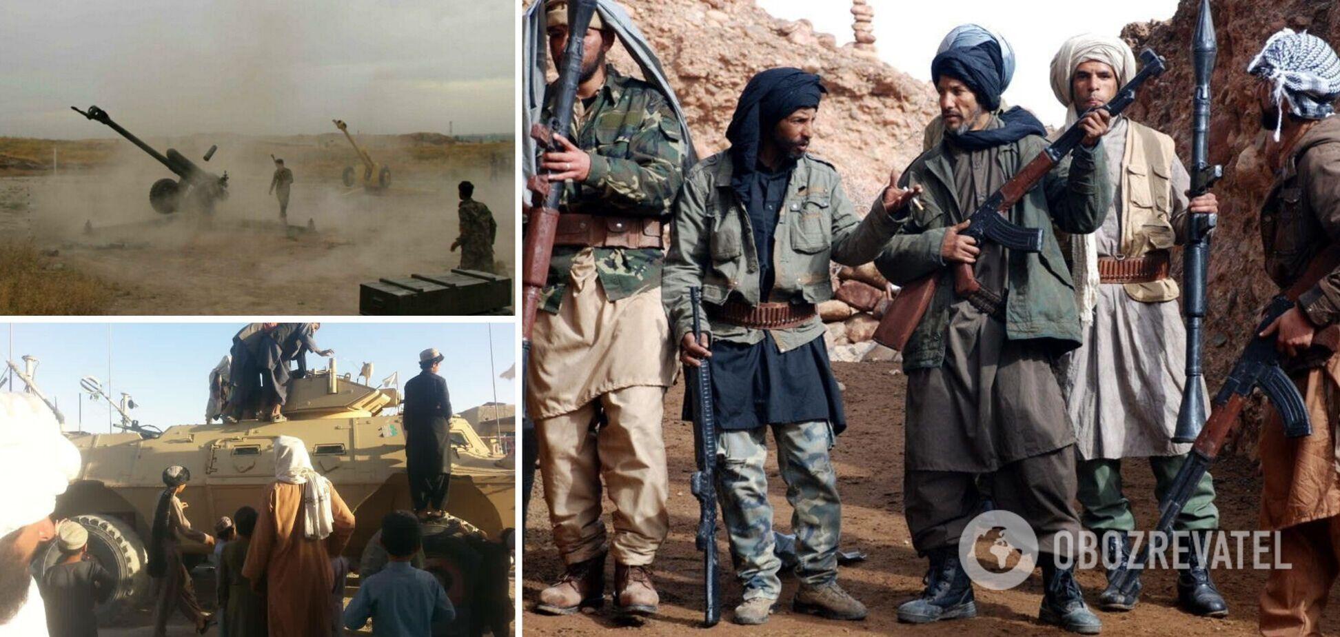 Талибы после ожесточенных боев захватили ключевой город на севере Афганистана – СМИ