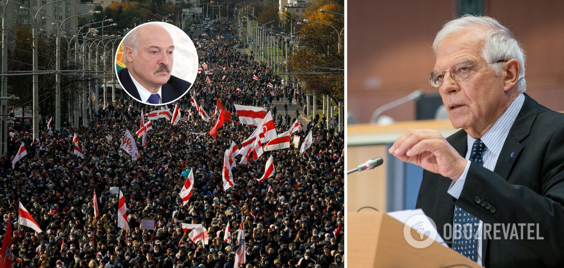 Санкції ЄС проти Білорусі
