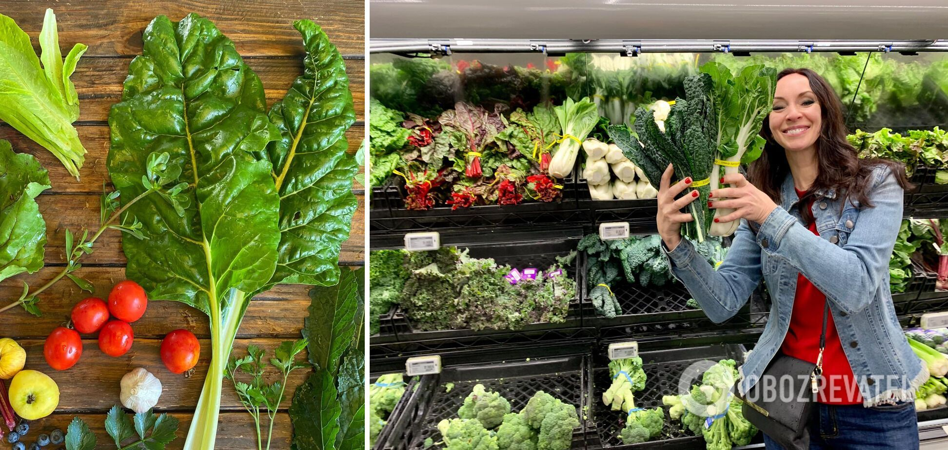 Мрієте про стрункість, молодість та здоров'я? Їжте зелень!