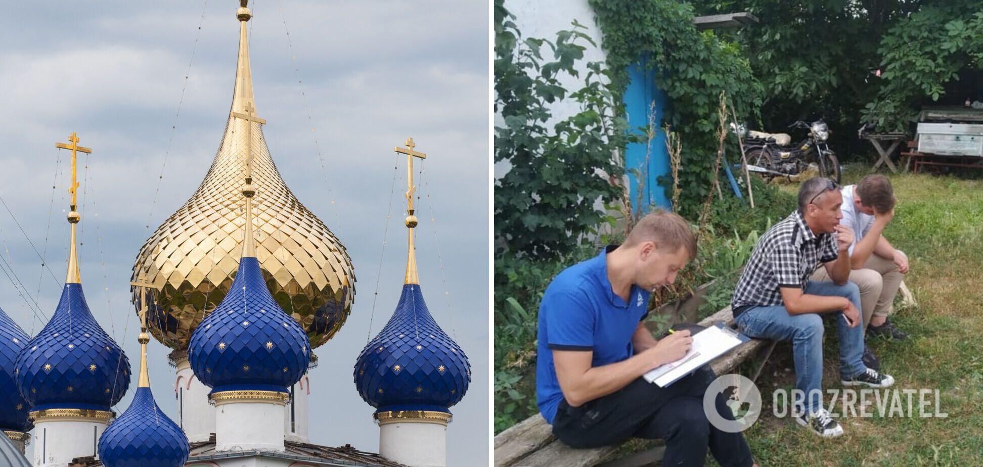 В Крыму силовики России сорвали богослужение в монастыре ПЦУ