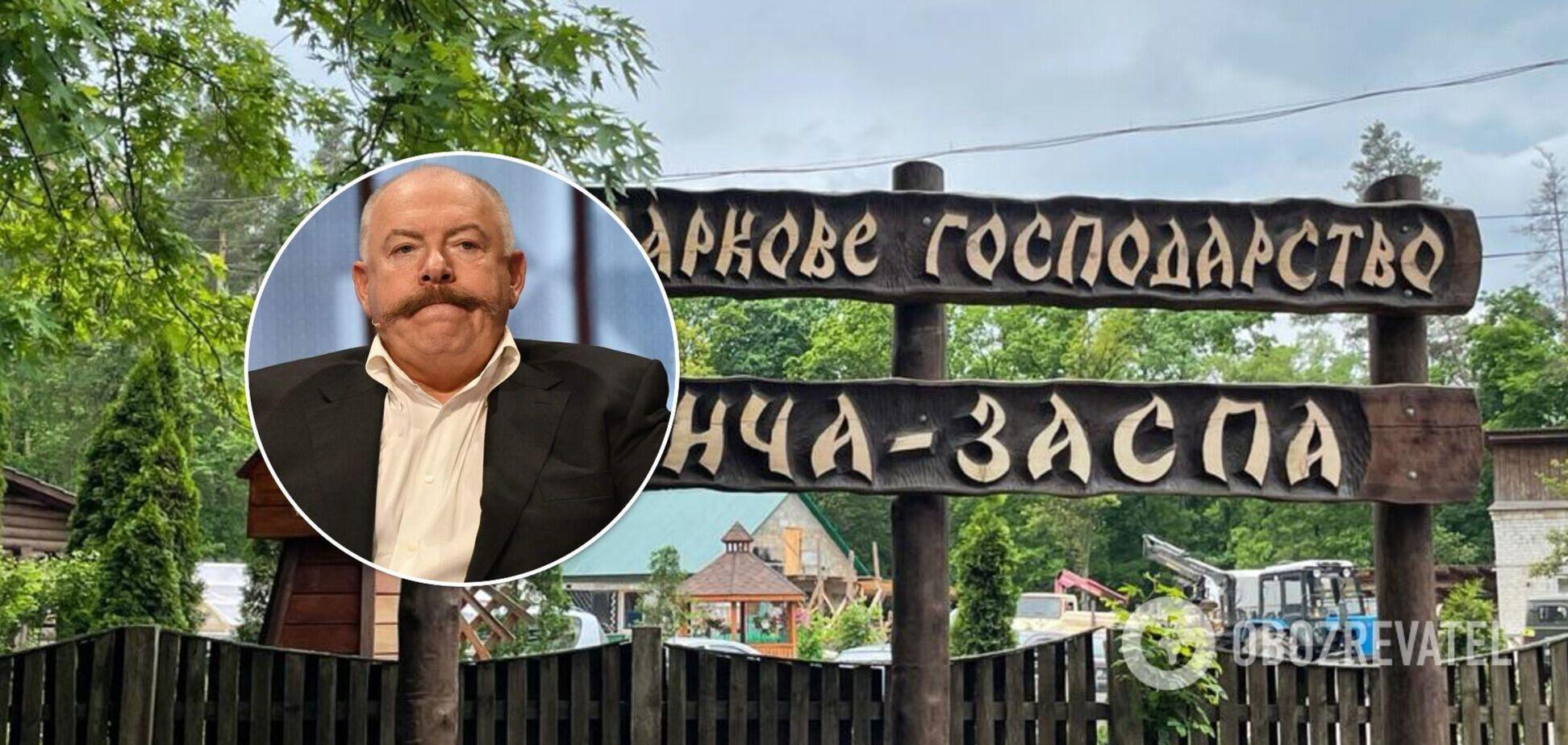 Пискун пояснил 'исчезновение' розеток на госдаче в Конча-Заспе, где он жил