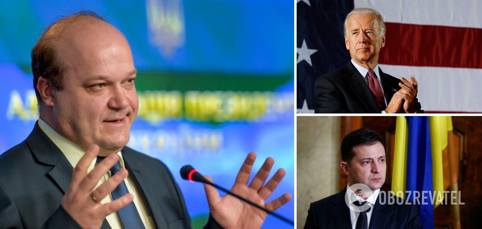 Дипломат назвал три главных приоритета встречи Зеленского и Байдена