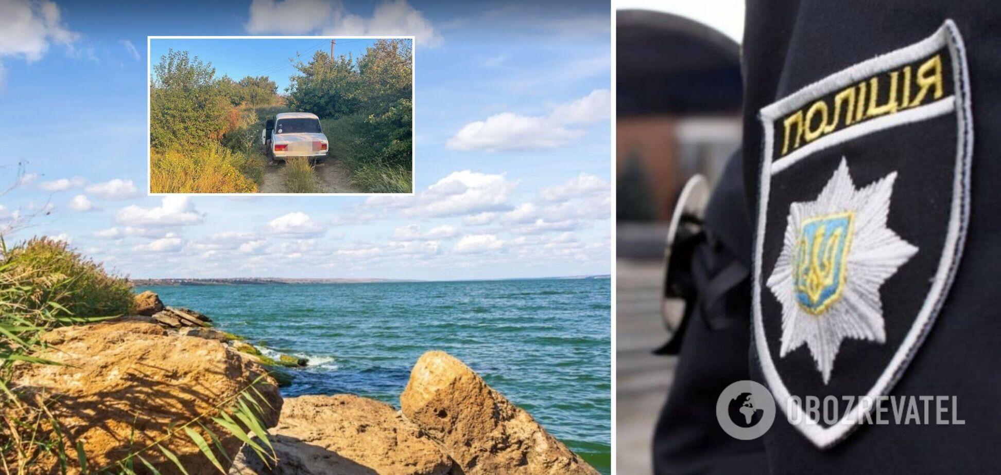 Возле Хаджибейского лимана нашли труп в авто