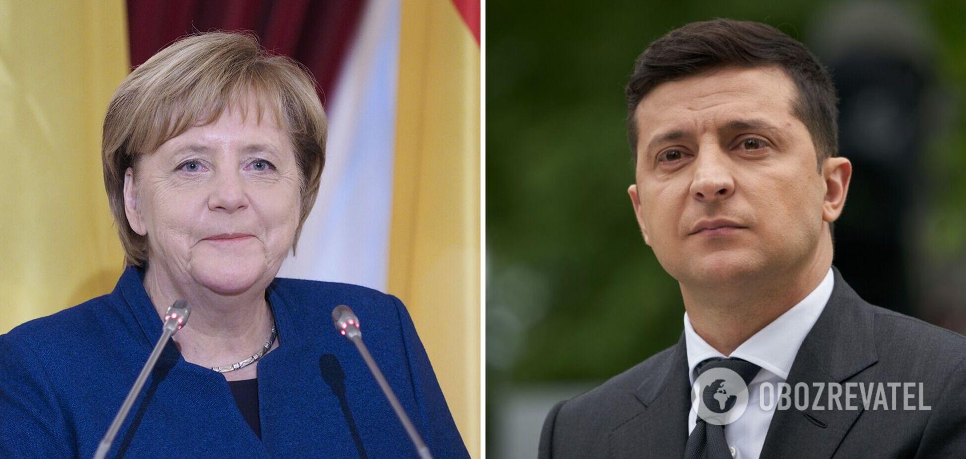 Потребует ли Меркель принятия 'формулы Штайнмайера'? Кулеба сделал категоричное заявление