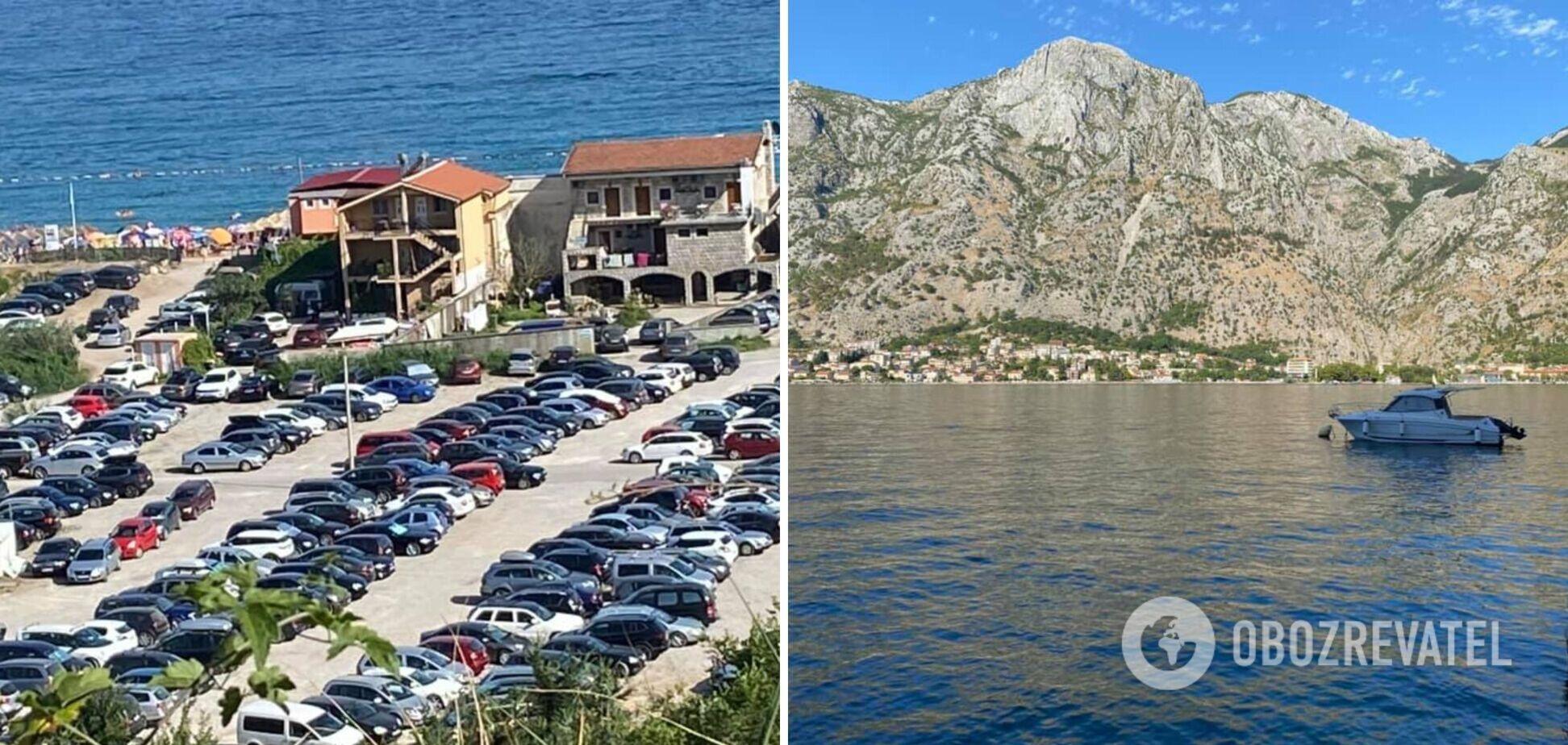 Народный депутат раскрыл печальные реалии отдыха в Черногории