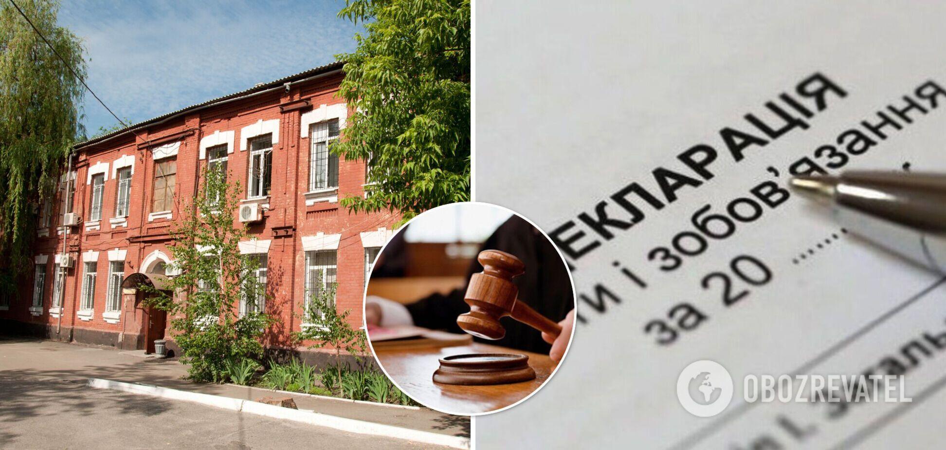 Журналісти повідомили про розкішні статки суддів скандального АНД-суду Дніпра