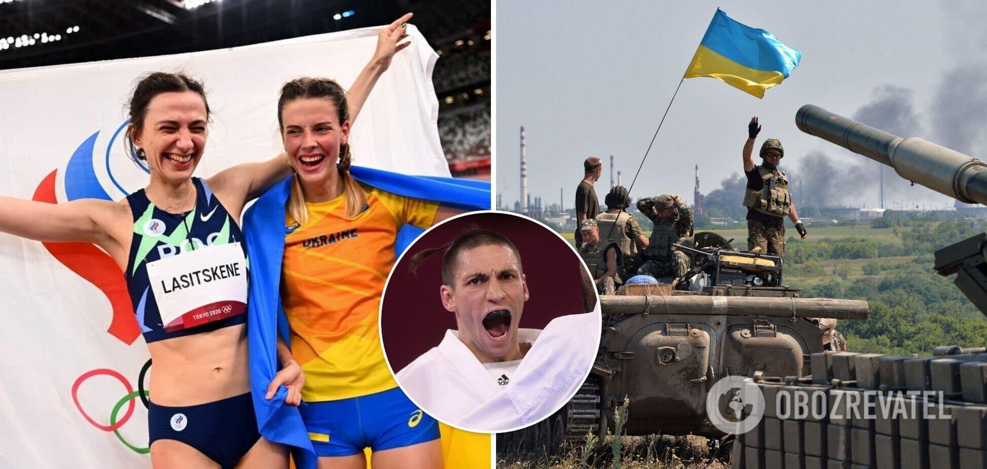 Общее фото Магучих и Ласицкене вызвало скандал в Украине