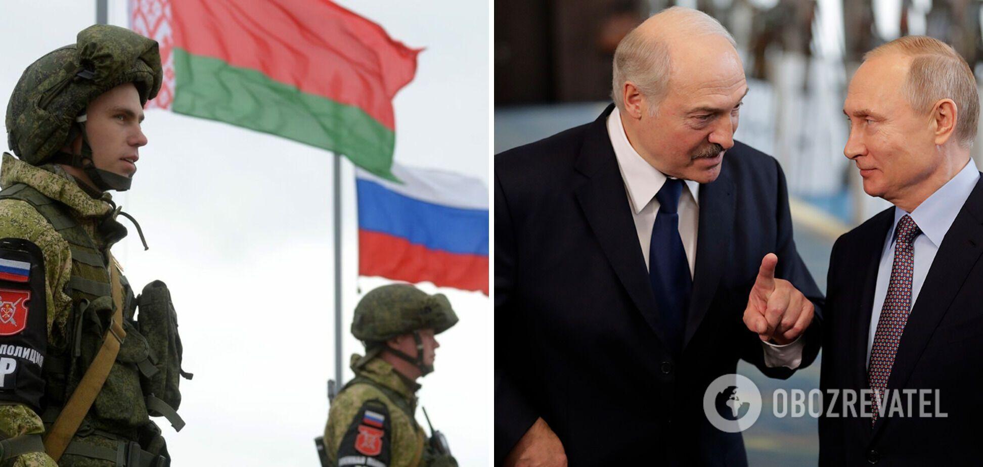 Диктатор Лукашенко повністю залежний від Путіна. У цьому велика небезпека для України